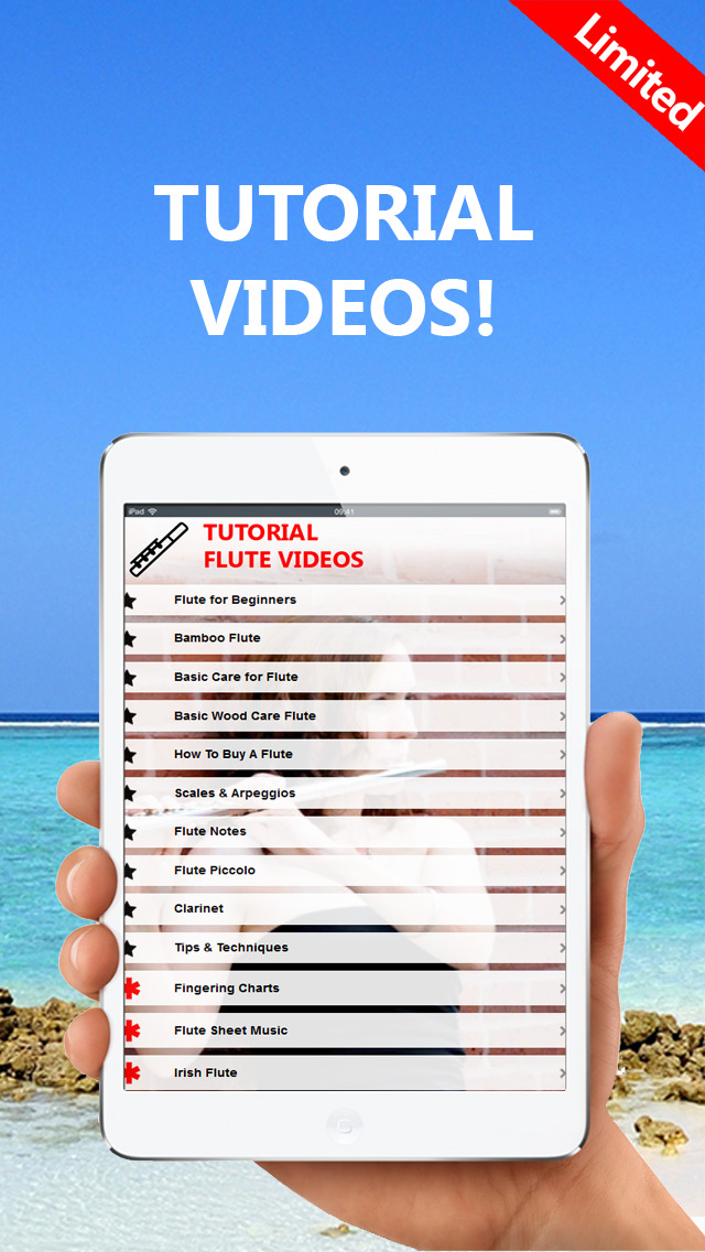 App Shopper How To Play The Flute - Flute Music, Notes, Sheet