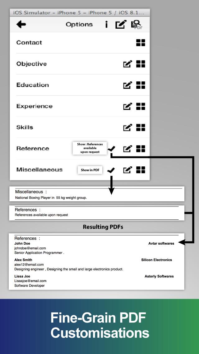 best resume builder app for mac