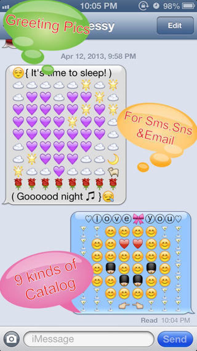 App Shopper Emoji Keyboard 2 Art HD Pro - Emoticon Icons  Text