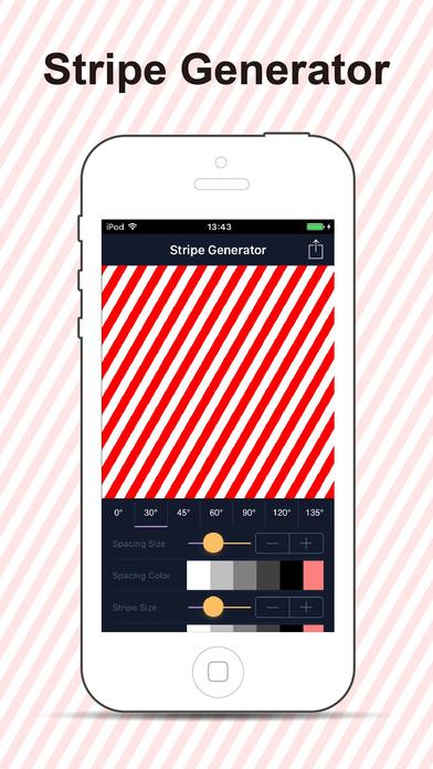 Stripe Background Generator - HD Wallpaper Maker App Download - Android APK