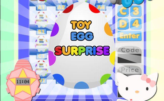 App Shopper Surprise Eggs Vending Machine Games