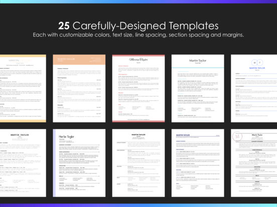The best iPad apps for resumes - appPicker