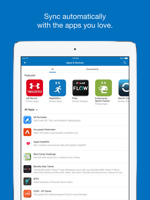 The best iPad apps for nutrition - appPicker