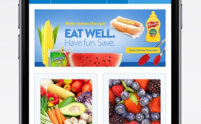 App Shopper Walmart Grocery Shopping