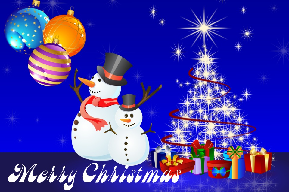 Christmas Card Creator Lite App for Free - iphone/ipad/ipod touch