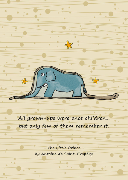 The Little Prince Tattoo Ideas Pinterest Books, Wisdom and Poem - bill of sale form