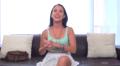 Interviewing 19-Year-Old American Babe Megan Rain