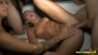 Partying To Get Fucked