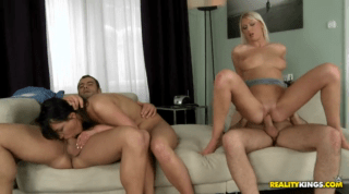 Shared Ideas On One Erotic Couch