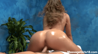 Callie Cant Just Massage Cock...she Rides