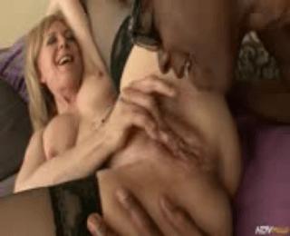 Nina Hartley Fucked Interracial