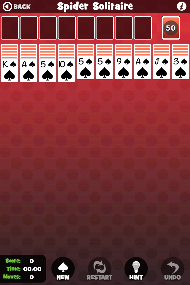 Solitaire Collections iPhone
