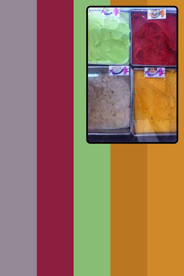 Color Viewfinder - The real time, free, easy to use and share palette generator iPhone