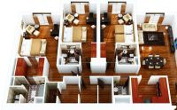 3 Bedroom Apartment Building Plans