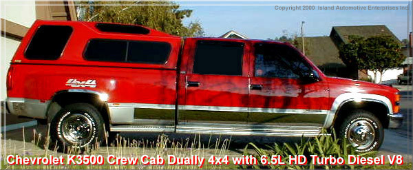 The 65 Diesel Specialist! Chevy GMC and 65TD Turbo Performance info