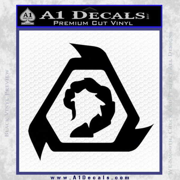 command and conquer nod decal sticker 187 a1 decals