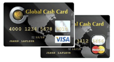 Global Cash Card | Access1Source