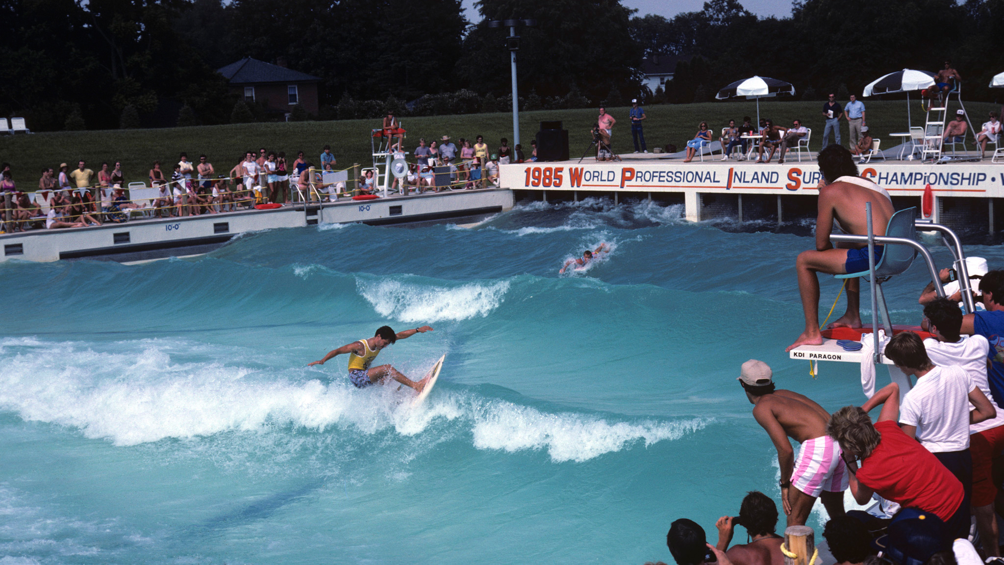 Wave Piscina Wave Pool