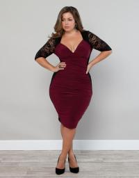 Sexy Plus Size Holiday Dresses - Discount Evening Dresses