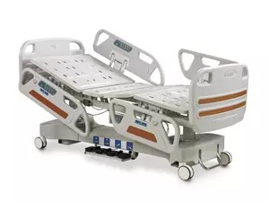 Ce Fda Iso13485 Quality Intensive Care Bed