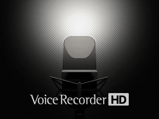 Voice Recorder HD - 録音・再生・共有の多機能ボイスレコーダー Screenshot