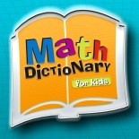 Math Dictionary For Kids App