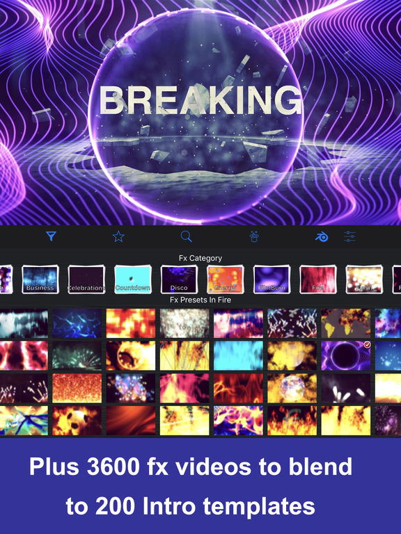 IntroMovies - Intro maker designer for iMovie (HD) IPA Cracked for
