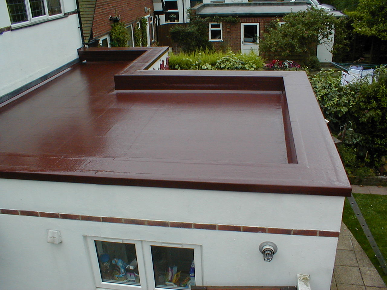 Flat Roofing Roofing Contractors In Ann Arbor A2 Roofing