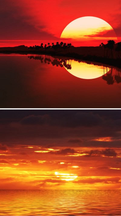 App Shopper: Beautiful Sunset Wallpapers Around The World (Lifestyle)