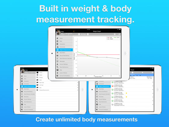 The best weight tracking apps for iPad - appPicker