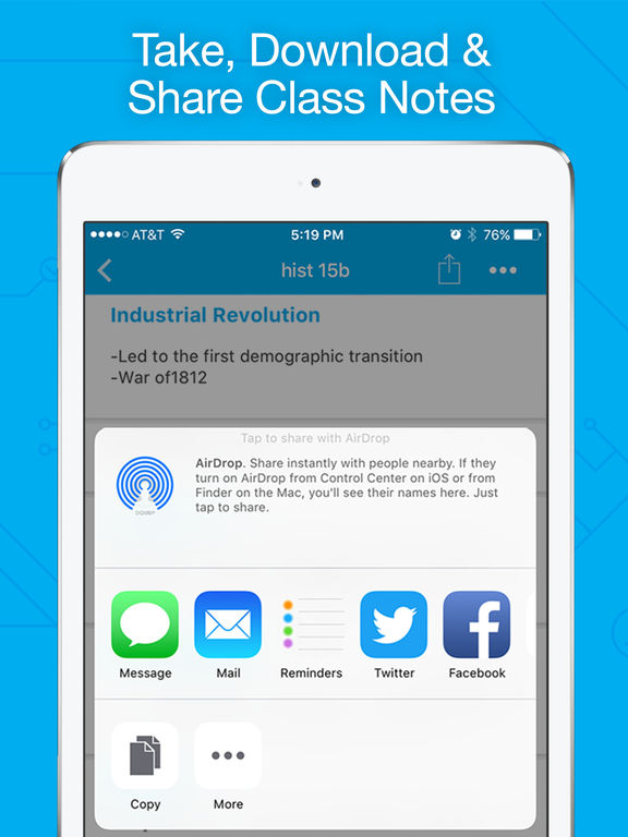StudyBlue - Online Flashcards and Study Guide App - AppRecs