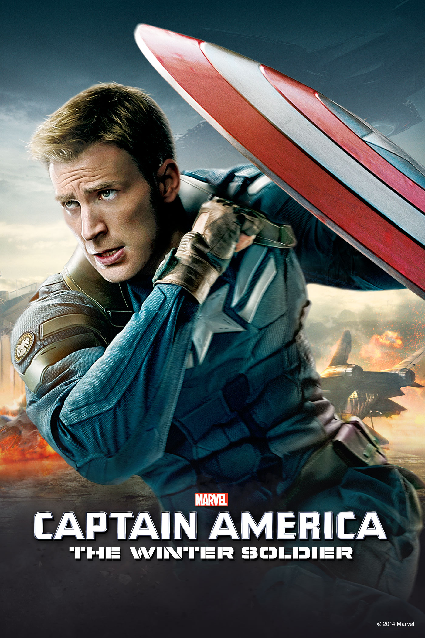 ITunes Captain America The Winter Sol R