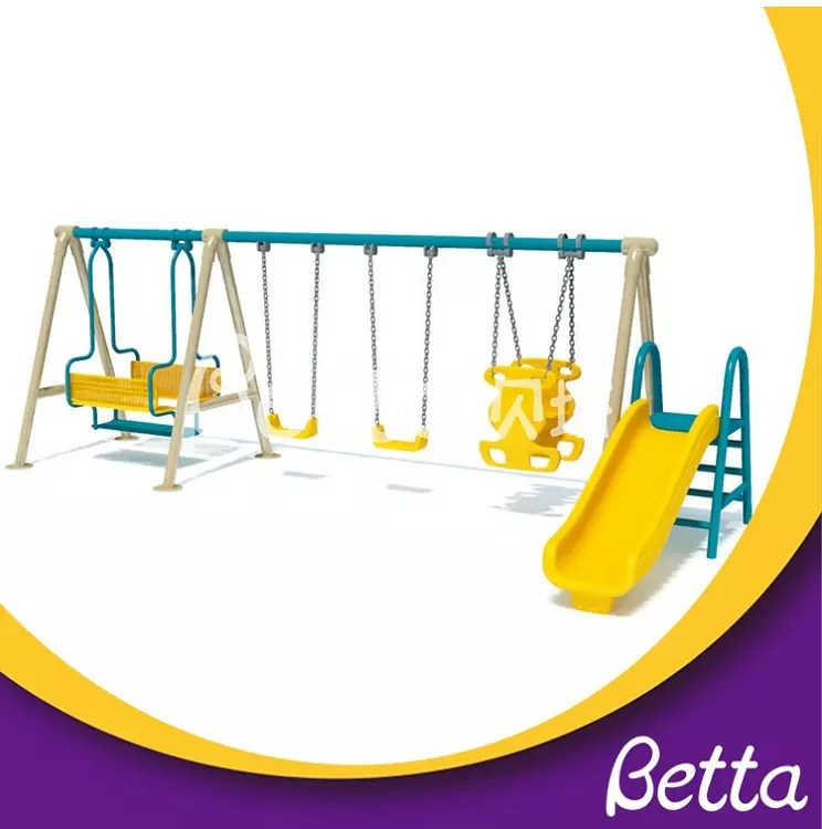 garden park large patio swing chair with slide fitness equipment
