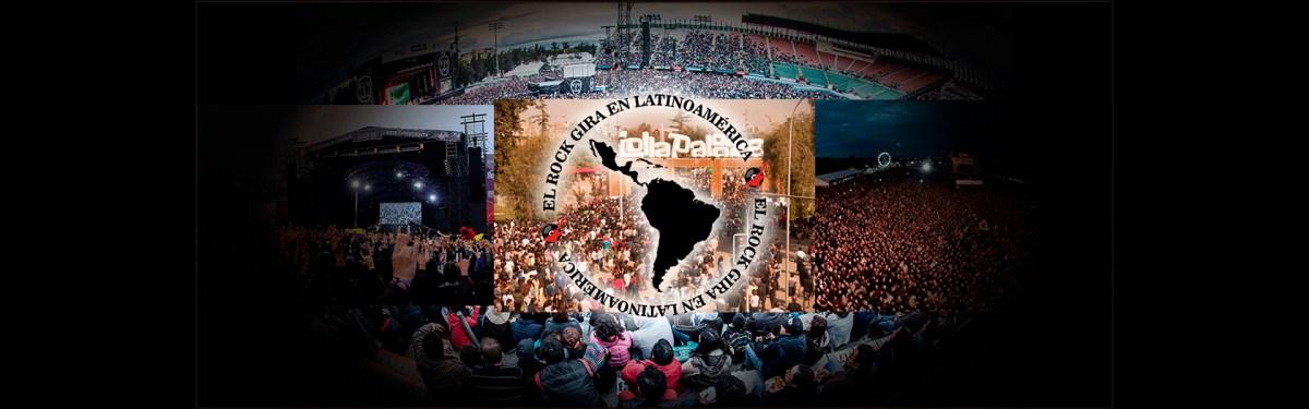 6 de los festivales más importantes de Rock en Latinoamérica