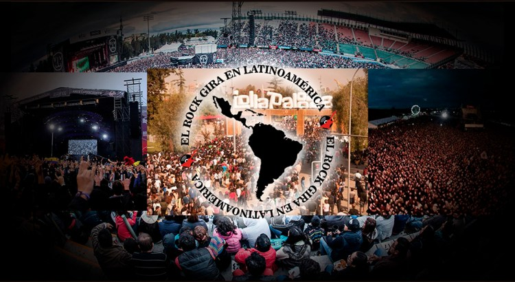 Festivales Rock Latinoamerica