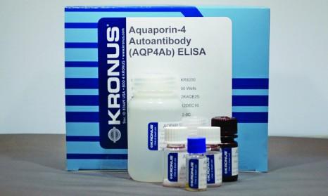 AQP4Ab ELISA Test Kit Determines Autoantibodies to Aquaporin-4