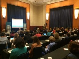 """Victor Bray, PhD, presents Part 1 of the 2-part seminar """"Co-managing Co-morbidities in the Audiology Private Practice."""""""