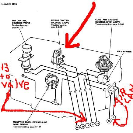 95 H22a Wiring Diagram Wiring Diagram