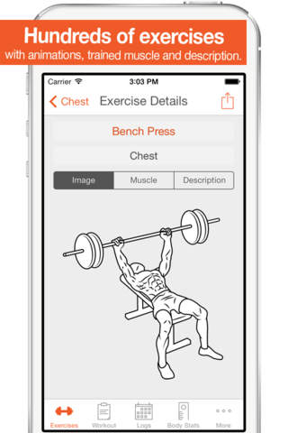 Fitness Point Pro - Workout Exercise Journal  Personal Trainer +