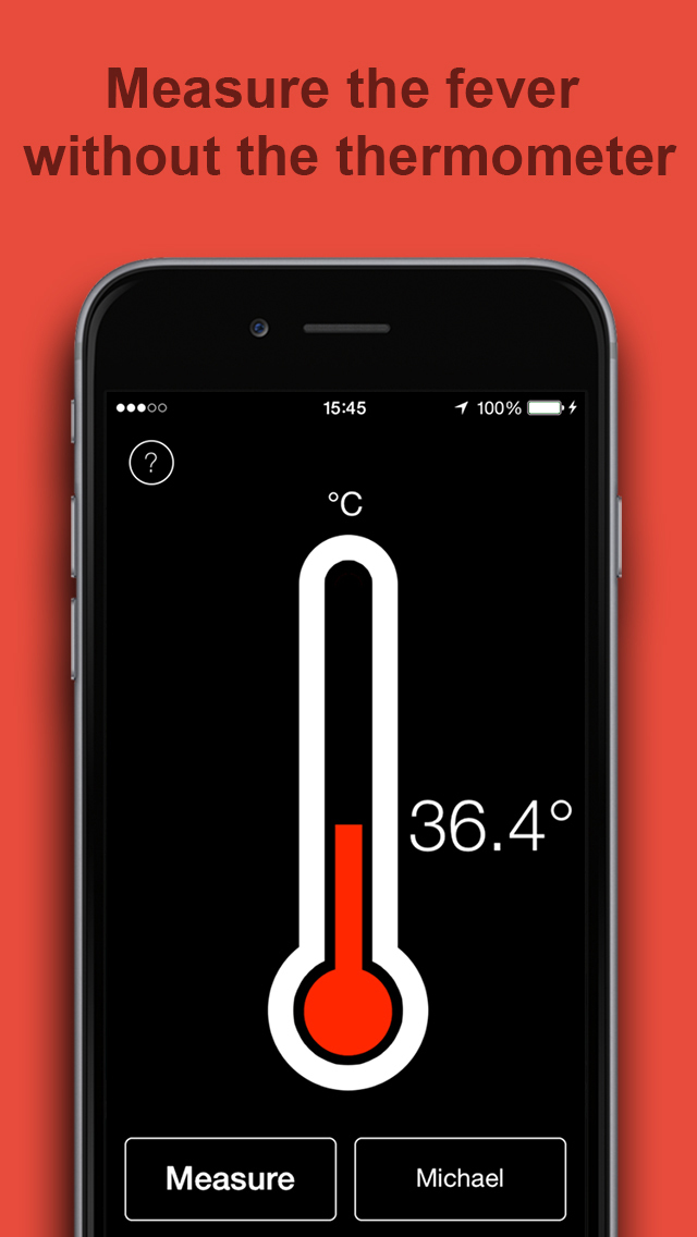 Download Fever meter and body temperature App Store softwares