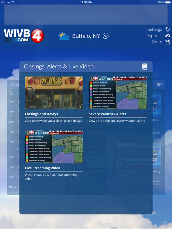 channel 7 weather buffalo ny