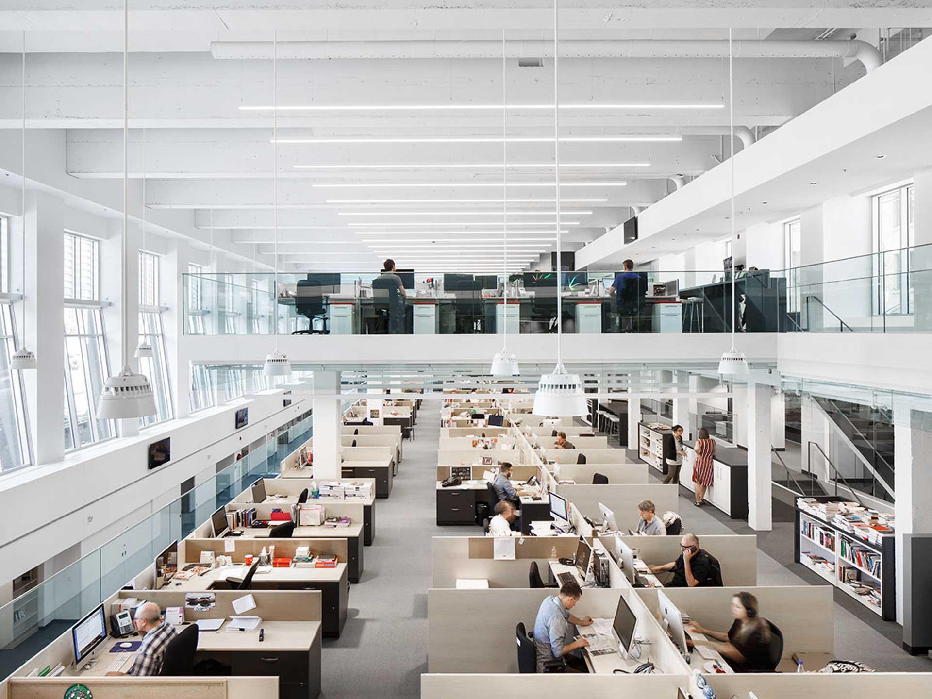Bureaux usagés aménagement de bureaux eliel arnold architectes d