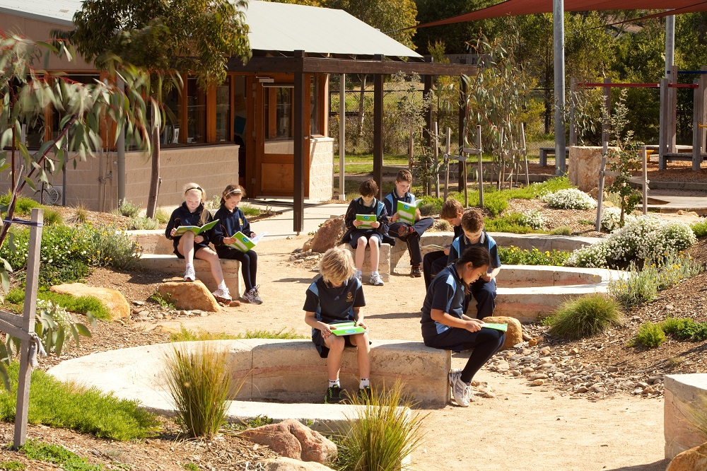 Macartans Ps Outdoor Learning Environment Learning