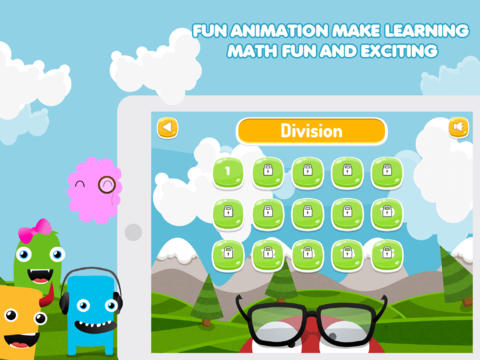 Math-Possible - Addition, Subtraction, Multiplication, Division - by Tiny Touch Games iPad