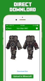 Minecraft Pocket Edition Skins