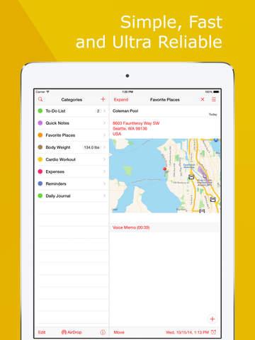 Expense Tracker+ Money Saver iPad