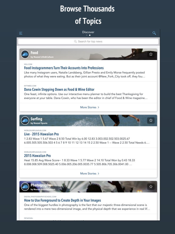 The best iPhone apps for personalized news - appPicker