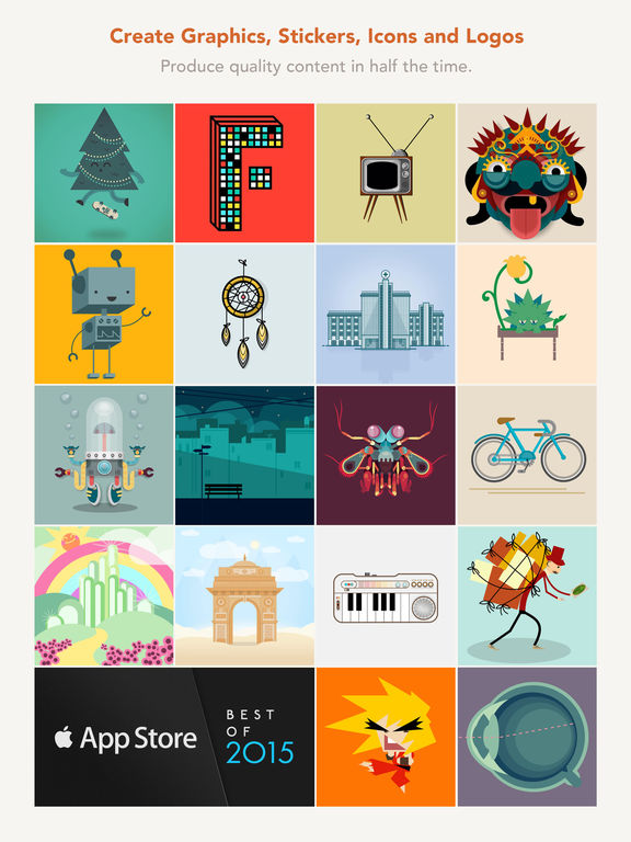 The best logo making apps for iPhone - appPicker - create graphics