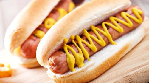 Medium Of Hot Dog Recall