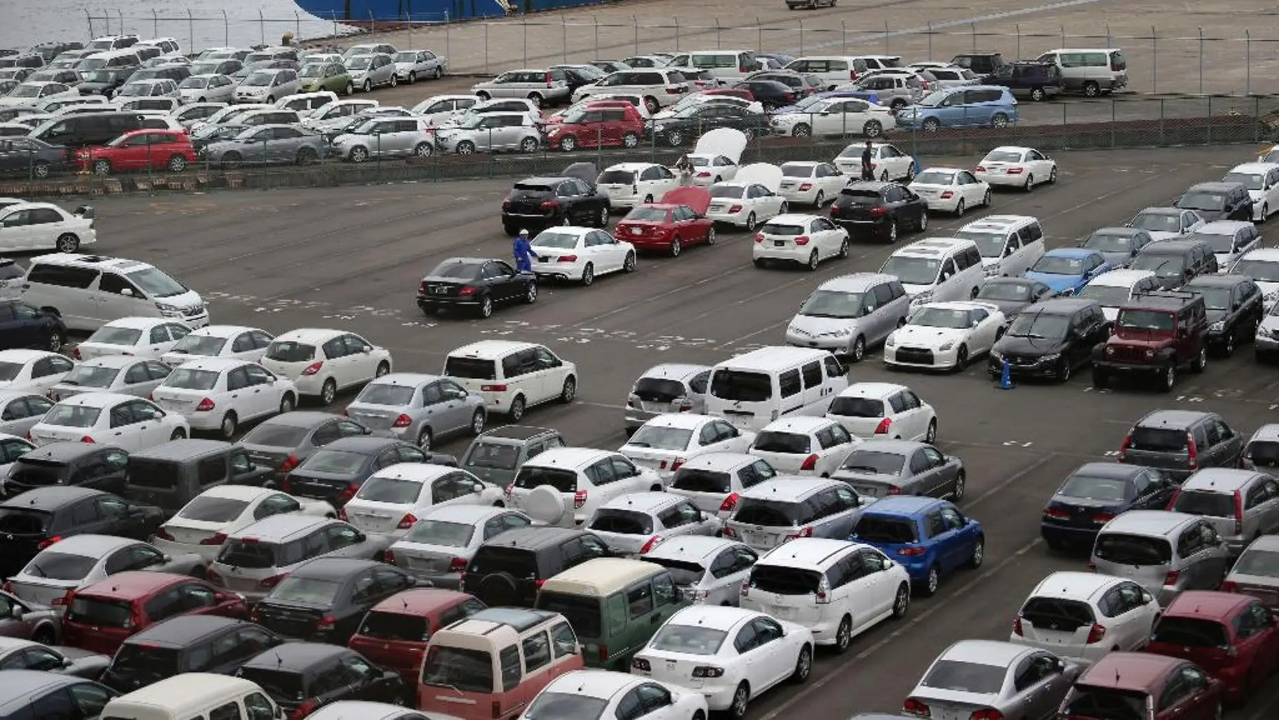 Vehicle Manufacturers In Japan Japan Business Outlook Brightens Though Improvement Modest